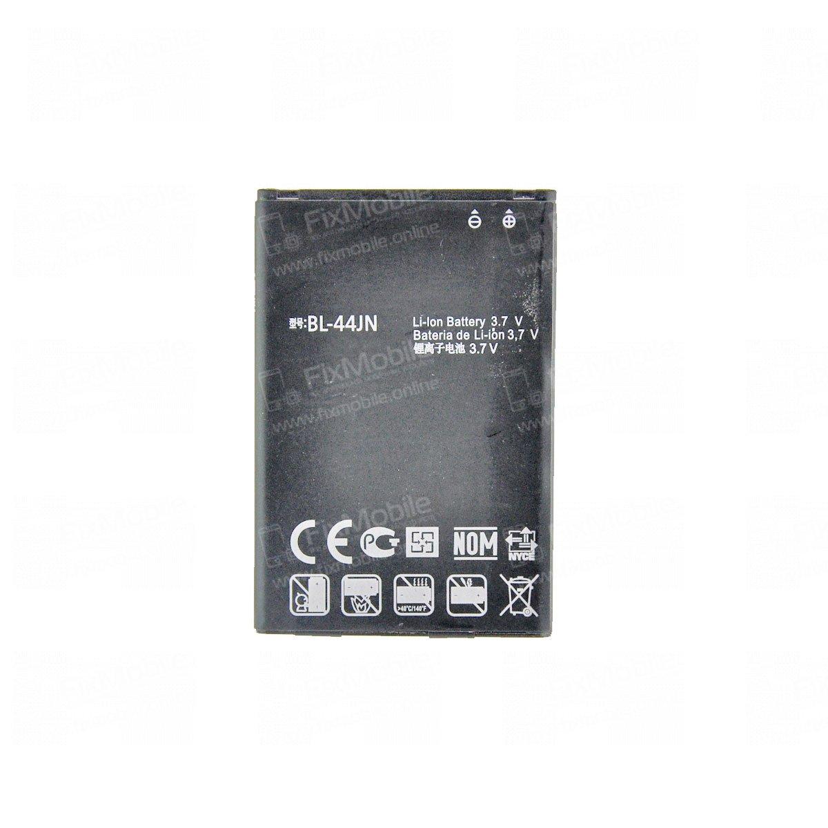 Аккумуляторная батарея для LG Optimus net (P692) BL-44JN